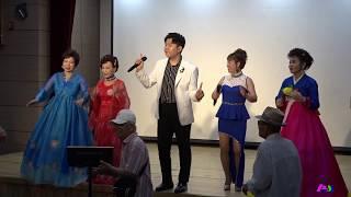 국제문화예술단 가수이현호  사랑은나비인가봐 외 메들리