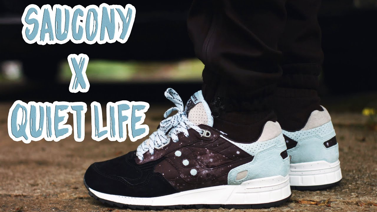 saucony quiet shadow