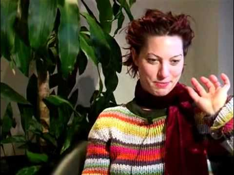 The Dresden Dolls interview - Amanda Palmer 2006 (part 1)