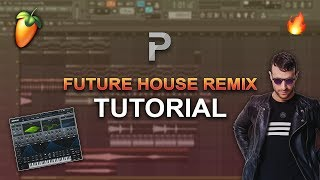 HOW TO MAKE A FUTURE HOUSE REMIX