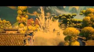 Kung Fu Panda Comparatives