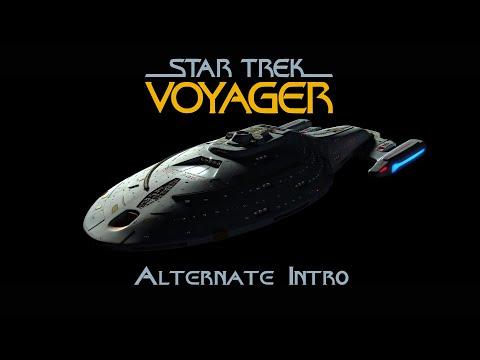 Star Trek Voyager: alternate intro