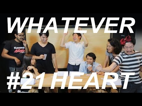 WHATEVER! EP21! แหม่มโพธิ์ดำทำงาน .. HEART !!!
