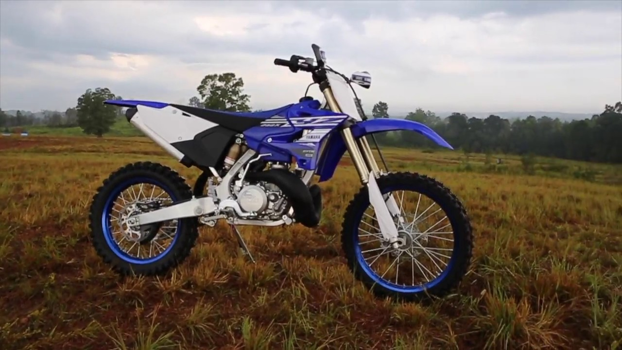 2019 Yamaha YZ250X-First Riding Impression and Video - Dirt