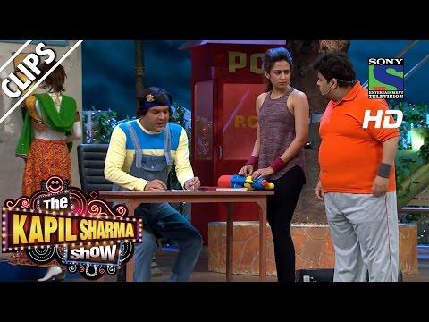 Thoko 5 Star Gym Ka Membership -The Kapil Sharma Show-Episode 37 -27th August 2016