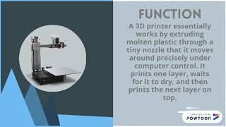 Computing Innovation: the 3D Printer