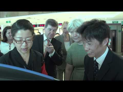 ILO's Director-General visits China