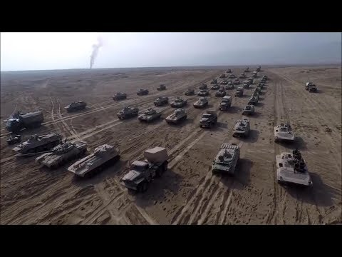 More than 1,000 soldiers from Russia and 50 military hardware Slavia Brotherhood 2019 in serbia
