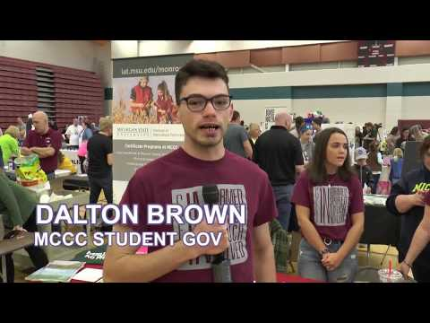 Monroe County Community College - Earth Day Expo