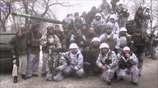 Битва за Углегорск - Ополченцы ДНР перед атакой