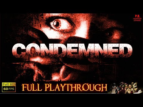 Condemned : Criminal Origins | PC Ultra / MODDED | Full Longplay Gameplay Walkthrough No Commentary