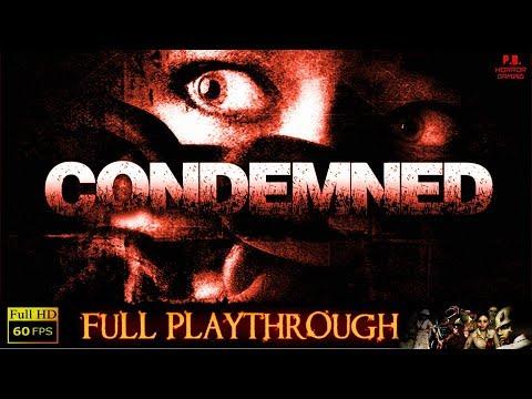 Condemned Criminal Origins | Full Game Longplay Walkthrough No Commentary【PC►Visually Enhanced】