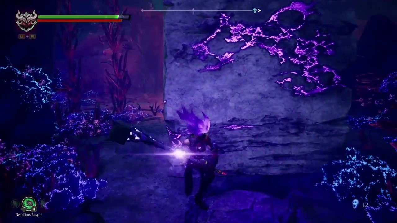 Darksiders 3: Azazel Enhancement Location