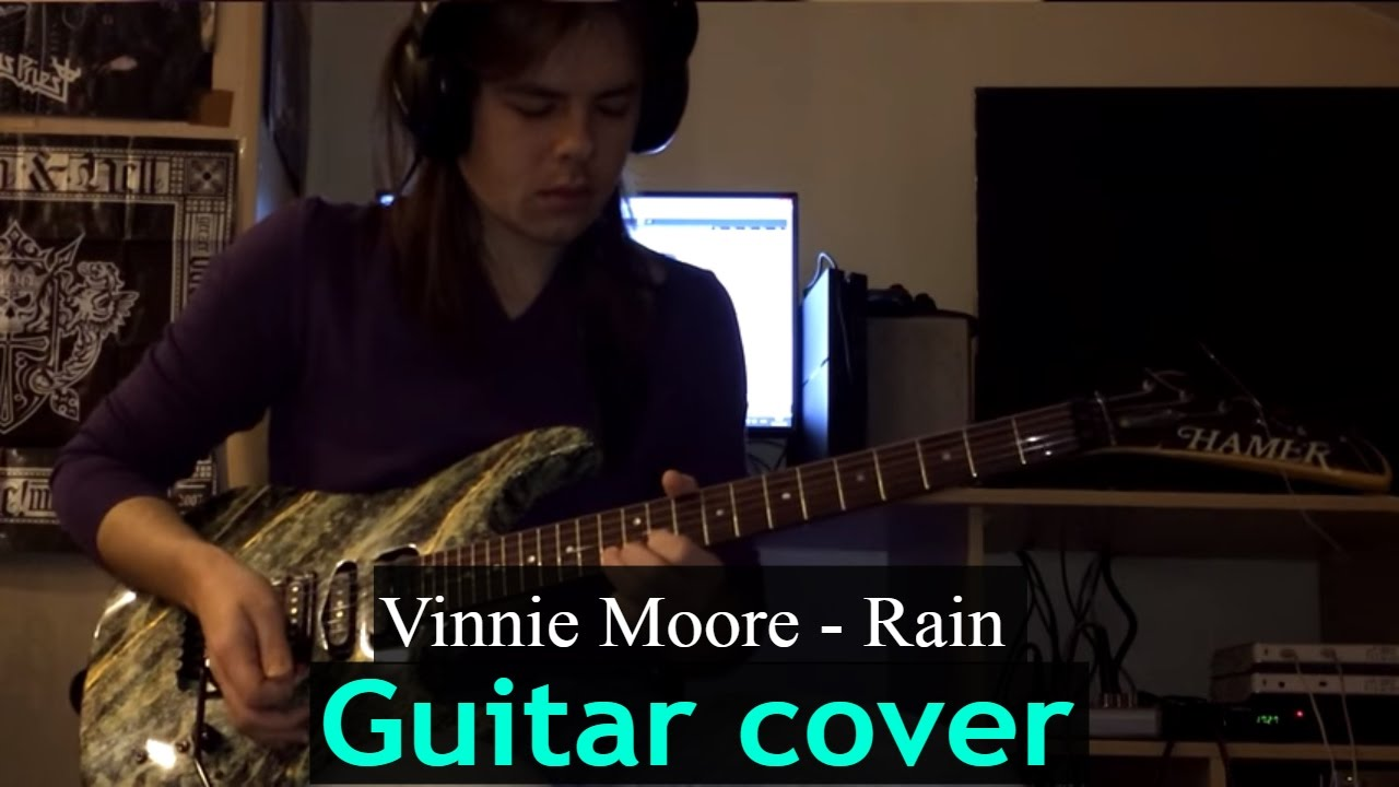 Guitar Cover By Vladi Lunev - YouTube