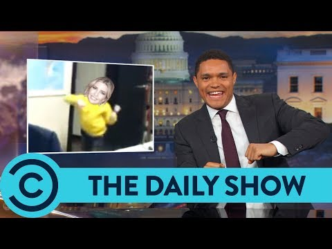 Why Did Trump Side With The Democrats? - The Daily Show | Comedy Central