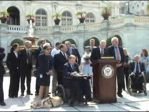 Steny Hoyer Introduces the ADA Restoration Act