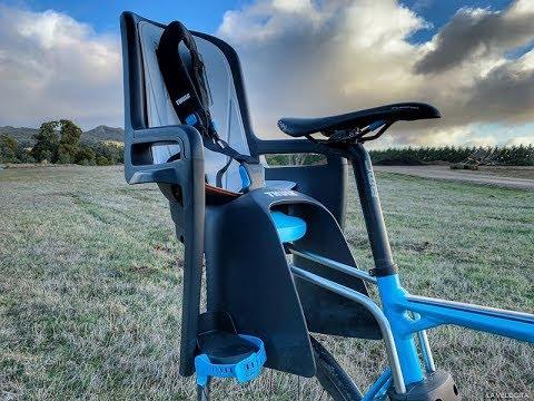 Thule RideAlong Kids Bike Seat Review