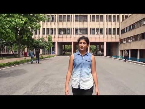 Campus Of IIT Delhi FULL HD