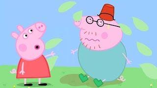 Peppa Pig Świnka Peppa po Polsku   Bąbelki   Kompilacja klipów   Bajki Po Polsku