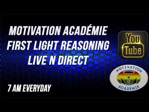 Motivation Academie Live N Direct /LIFE SO RICH - RiseNShine