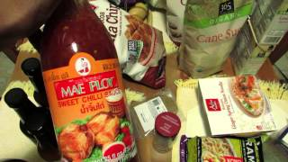 After the Master cleanse (WHOLE FOODS) GROCERY HAUL the organic route