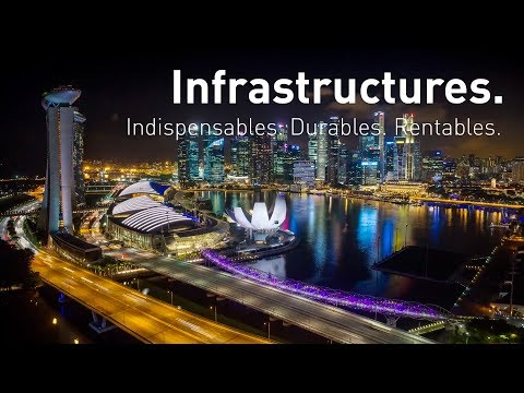 Infrastructures. Indispensables. Durables. Rentables. (French Version)