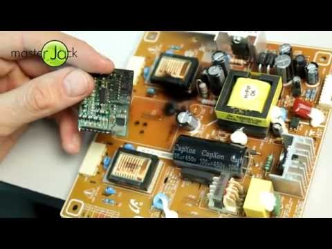 видео: Ремонт монитора, замена ламп подсветки на светодиодную ленту.