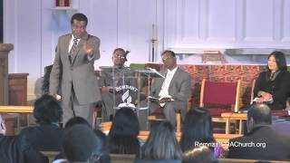 """You Will Never Fail"" sermon by Pr. Geoffrey Mbwana"