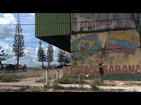 Drama dos refugiados venezuelanos agrava-se no Brasil