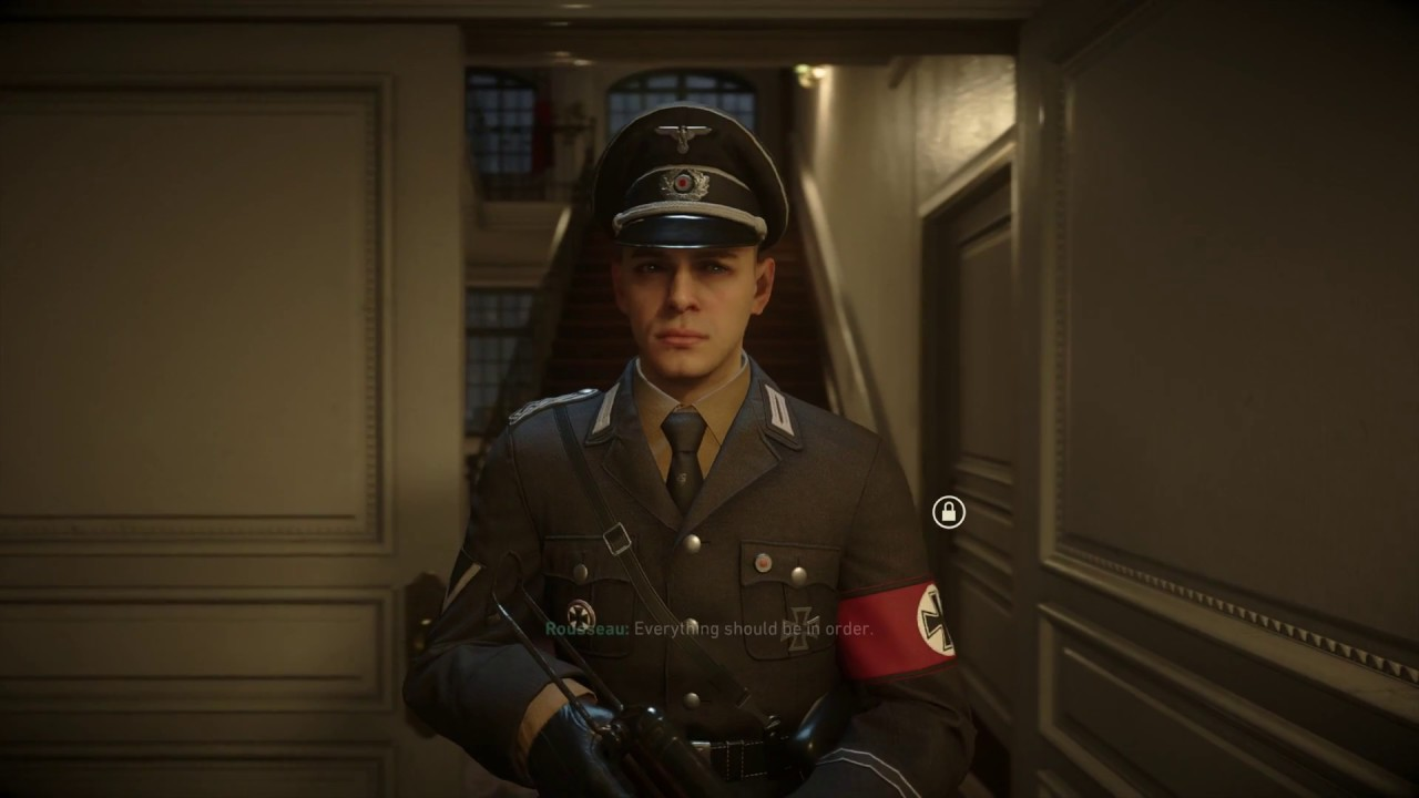 how to change uniforms in call of duty ww2