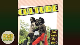 CULTURE ‎– THREE SIDES TO MY STORY [1991 FULL ALBUM]