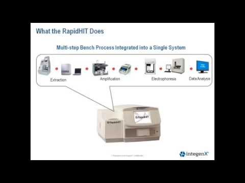 Part 2 of 5 Webinar: Using RapidHIT and GlobalFiler Express Kit for CODIS Upload