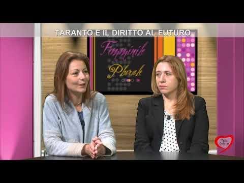 FEMMINILE PLURALE 2019/20 Taranto e il diritto al futuro