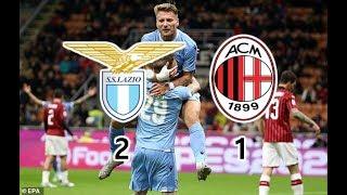 Milan VS Lazio 1-2 | HIGHLIGHTS PREMIER LEAGUE