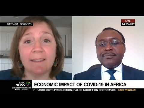 World Bank report, Africa's Pulse: The Economic Impact of COVID-19 in Africa