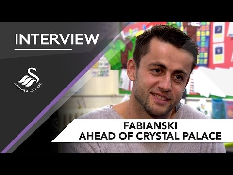 Swans TV - Preview: Fabianski on Crystal Palace