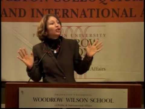 "Anne-Marie Slaughter - ""The First QDDR: Leading Through Civilian Power"""