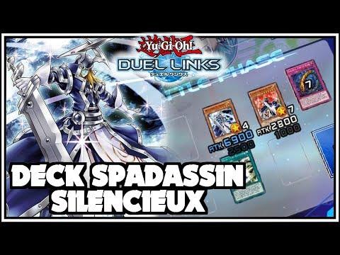 Deck Spadassin Silencieux (Ft. Chevalier Noble)   Yu-Gi-Oh Duel Links FR