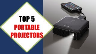 Top 5 Best Portable Projectors 2018 | Best Portable Projector Review By Jumpy Express