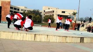 ramjas college danceperformance mtv campus diaries dtu