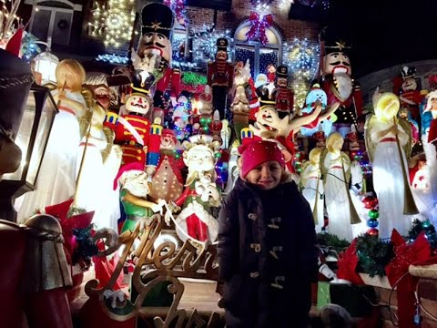 dyker heights christmas lights 2016 best holiday lights in nyc
