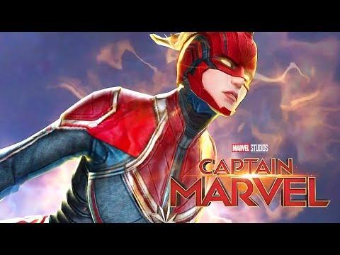 Download Captain Marvel Movie Legendary Battle | Marvel: Future Fight