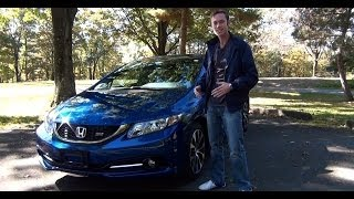 Review 2013 Honda Civic Si Sedan