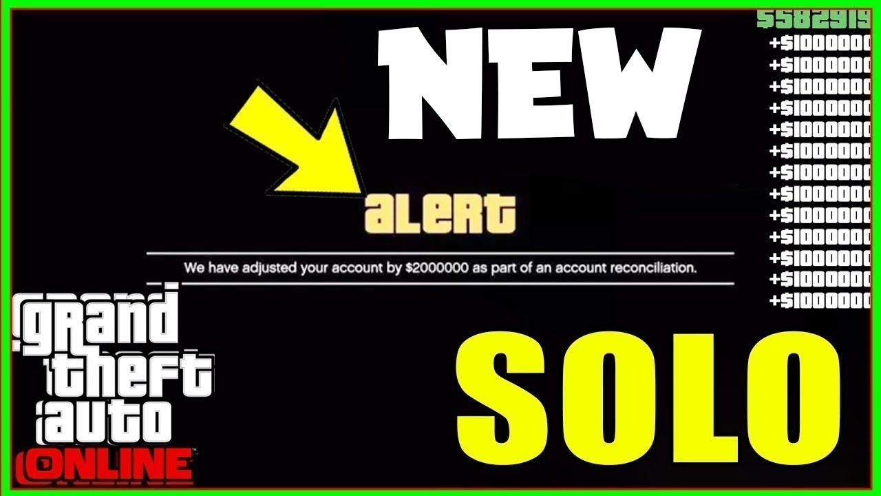 GET MONEY FAST In GTA 5 Online Right Now! *SOLO* (GTA V Unlimited Money) Do It Once & Make Millions!