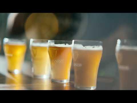Guinness Blonde - Brewed In Baltimore | Guinness Beer