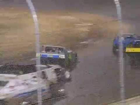 Clair Cup 2016 IMCA Modified Main Part 1 @Willamette Speedway