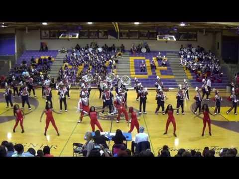2016 Camden High School Band Battle (10-15-16) Part 3 of 5
