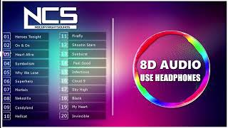 2019 🎧 8D Audio Top 20 Most Popular Songs 🎧 Most Viewed Songs ● NCS