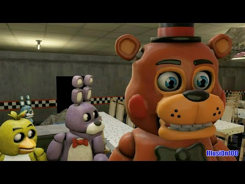 [SFM FNAF] Teacher Part 2 (Five Nights at Freddy's Animation) fnaf animation sfm fnaf