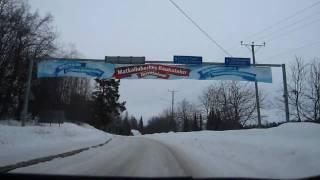 Matkailukeskus Rauhalahti, Kuopio, Finland.MOV